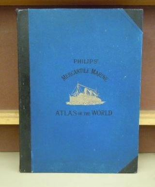 Philips' Mercantile Marine Atlas. George Philip