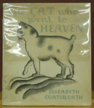 The Cat Who Went to Heaven. Elizabeth Coatsworth