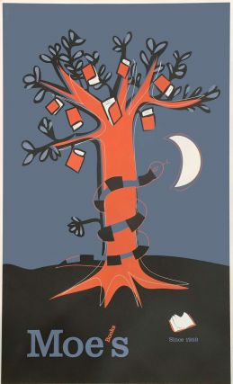 Tree of Knowledge Poster. Gregoire Vion, Moe's Books
