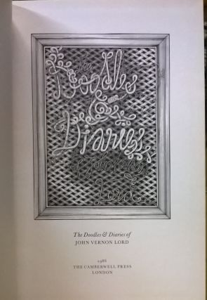 The Doodles & Diaries of John Vernon Lord