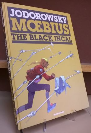 The Incal #1: The Black Incal. Alejandro Jodorowsky, Moebius