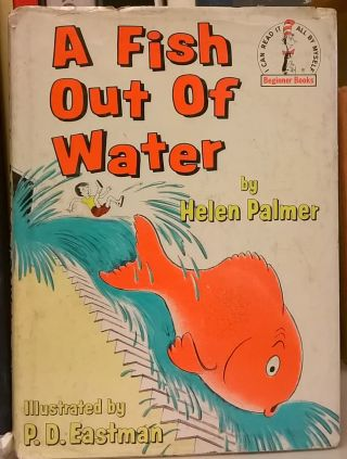 A Fish Out of Water. Helen Palmer