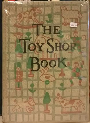 Toy Shop Book. Ada van Stone Harris, Lillian McLean Waldo