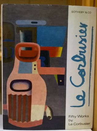 Fifty Work by Le Corbusier, Tuesday 1st July 1969. Sotheby, Co.