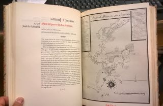 The Maps of San Francisco Bay from the Spanish Discovery in 1769 to the American Occupation