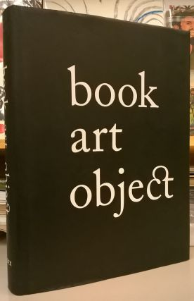 book art object. David Jury
