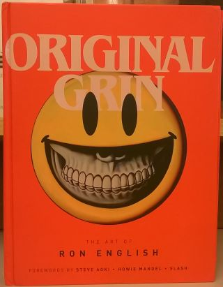Original Grin: The Art of Ron English. Ron English