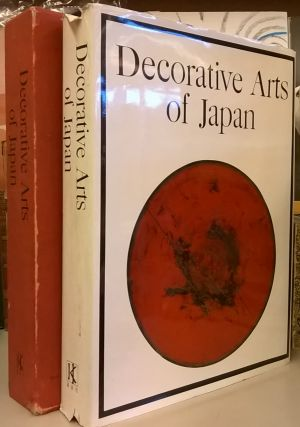 Decorative Arts of Japan. Chisaburoh F. Yamada