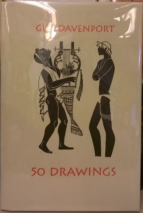 50 Drawings. Guy Davenport