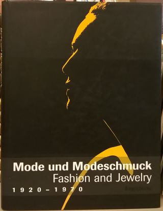 Mode und Modeschmuck 1920-1970 in Deutschland / Fashion and Jewelry 1920-1970 in Germany....