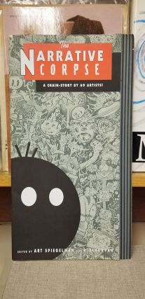 The Narrative Corpse: A Chain-Story by 69 Artists! R. Sikoryak Art Spiegelman