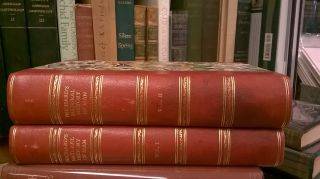 The Natural History of Man (Two Volumes)