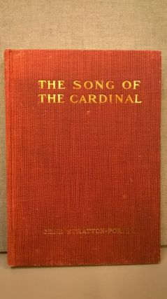The Song of the Cardinal. Gene Stratton-Porter