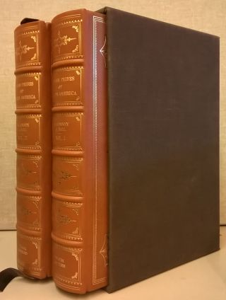 History of the Indian Tribes of North America, 2 vol. Thomas L. McKenney, James Hall
