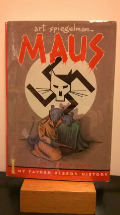 Maus: A Survivor's Tale (I My Father Bleeds History). Art Spiegelman