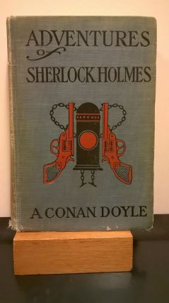 Adventures of Sherlock Holmes (plus signed Nigel Bruce photo). Arthur Conan Doyle