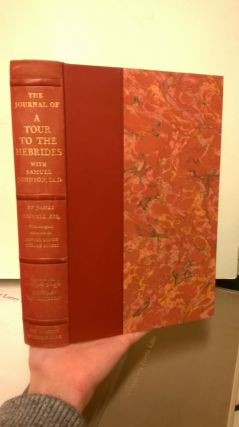 The Journal of a Tour to the Hebrides with Samuel Johnson, Ll. D. James Bowell