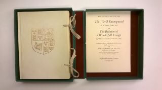 The World Encompassed and The Relation of a Wonderfull Voiage (Facsimile of Two Titles with Historical Introduction)