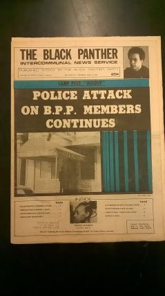 The Black Panther: Intercommunal News Service- Vol XI, No 20 (May 11, 1974). Huey P. Newton