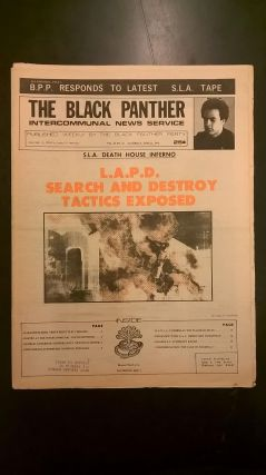 The Black Panther: Intercommunal News Service- Vol XI, No 25 (June 25, 1974). Huey P. Newton