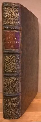 De Jure Maritimo et Navali: Or, A Treatise of Affairs Maritime and of Commerce. Charles Molloy