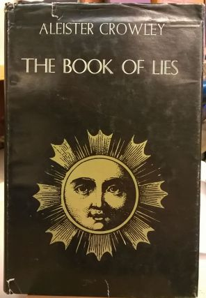 The Book of Lies. Aleister Crowley