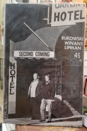Second Coming: Vol. 5, No. 1. A. D. Winans Charles Bukowski, Ed Lipman
