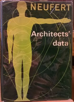 Architects' Data. Rudolf Herz Ernst Neufert