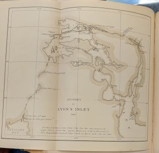 Narrative of the Second Arctic Expedition Made by Charles F. Hall: His Voyage to Repulse Bay, Sledge Journeys to the Straits of Fury and Hacla and to King William's Land, and Residence Among the Eskimos During the Years During the Years 1864-'69