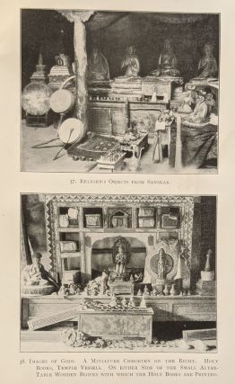Trans-Himalaya: Discoveries and Adventures in Tibet, 3 vol.