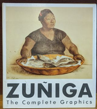 Zuniga, The Complete Graphics 1972-1984. Jerry Brewster