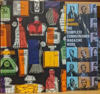 Andy Warhol: The Complete Commissioned Magazine Work, 1948-1987. Paul Marechal