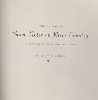 Some Notes on River Country (269)