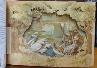 Peeps into Fairy Land: A Reproduction of an antique book by Ernest Nister