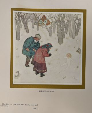 Edmund Dulac's Fairy-Book: Fairy Tales of the Allied Nations (10)