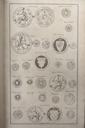 Seals Illustrative of British History Collected by A. P.