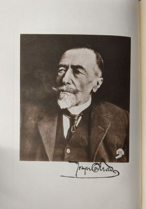 Notes on Joseph Conrad, with Some Unpublished Letters