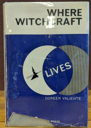 Where Withcraft Lives. Doreen Valiente