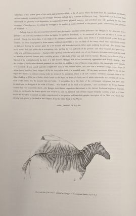 Portraits of the Game and Wild Animals of Southern Africa (Facsimile edition)