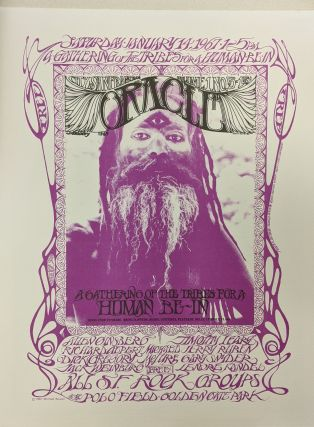 The San Francisco Oracle Facsimile Edition Covers