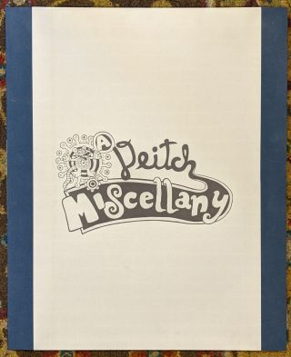 A Deitch Miscellany, Deluxe Edition. Kim Deitch