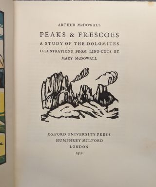 Peaks & Frescoes: A Study of the Dolomites