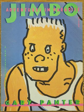 Jimbo: Adventures in Paradise. Gary Panter