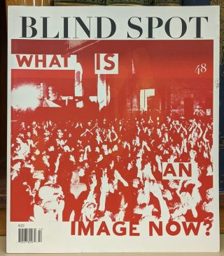 Blind Spot 48: What is an Image Now? Doug Aitken