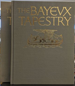 The Bayeux Tapestry. David M. Wilson