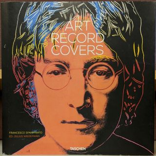 Art Record Covers. Julius Wiedmann, Francesco Spampinato, intro