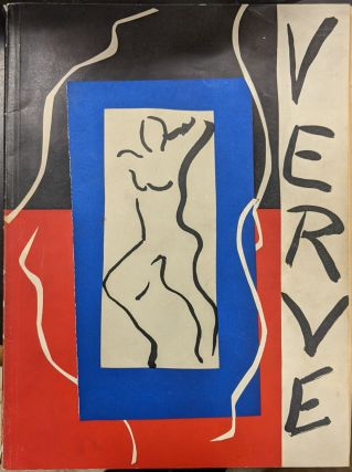 Verve, December 1937, Vol. 1, No. 1. E. Teriade