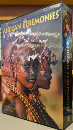 African Ceremonies, 2 vol. Carol Beckwith, Angela Fisher