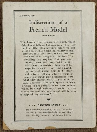 Indiscretions of a French Model