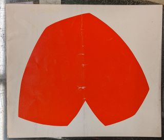 Paintings, Sculpture and Drawings by Ellsworth Kelly